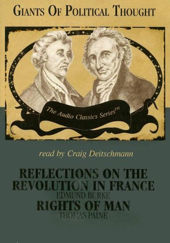 9780786169825: Reflections on the Revolution in France and the Rights of Man (Giants of Political Thought)