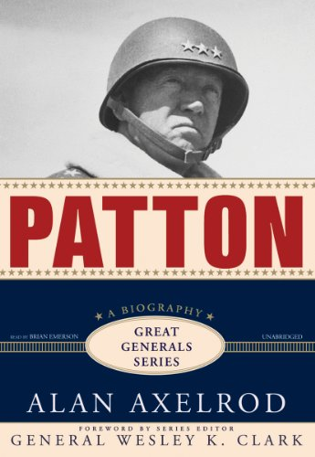 Patton (Library Edition Great Generals): Alan Axelrod, Brian Emerson (Narrator)