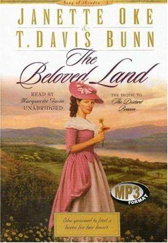9780786171149: The Beloved Land (Song of Acadia Series #5)