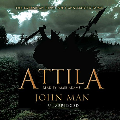 9780786171415: Attila: The Barbarian King Who Challenged Rome