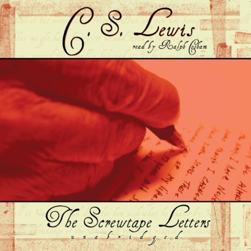 9780786173495: The Screwtape Letters (Library Edition)