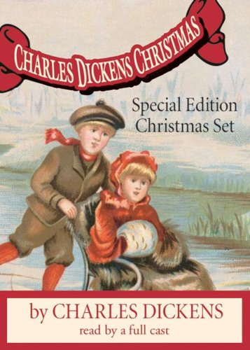 9780786173600: Charles Dickens Christmas Set: The Chimes, the Cricket on the Hearth, the Seven Poor Travellers and a Christmas Carol