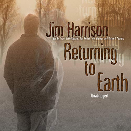 Returning to Earth (0786173610) by Jim Harrison