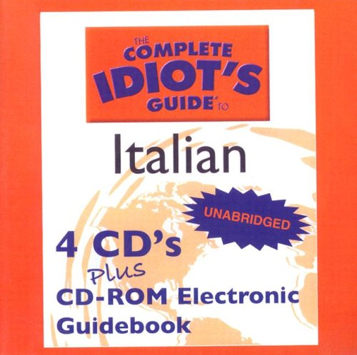 9780786173846: The Complete Idiot's Guide(tm) to Italian (Complete Idiot's Guide to Languages)