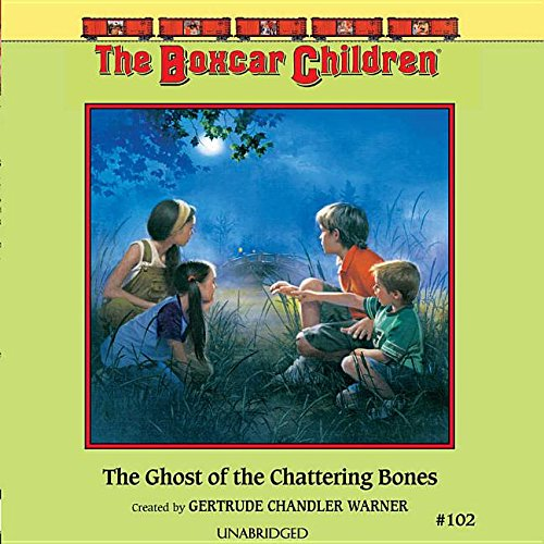 9780786174843: Ghost of the Chattering Bones (Library Edition) (Boxcar Children)