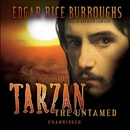 Tarzan the Untamed: Library Edition (9780786176175) by Edgar Rice Burroughs