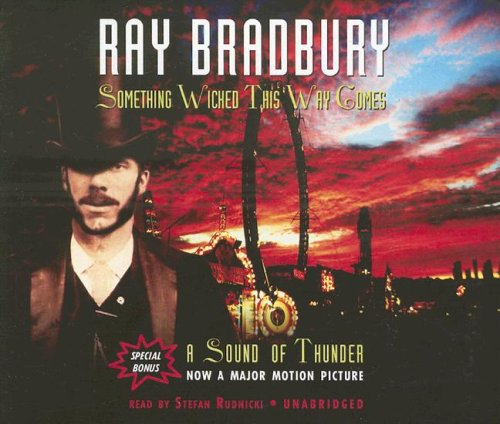 9780786176267: A Sound of Thunder / Something Wicked This Way Comes