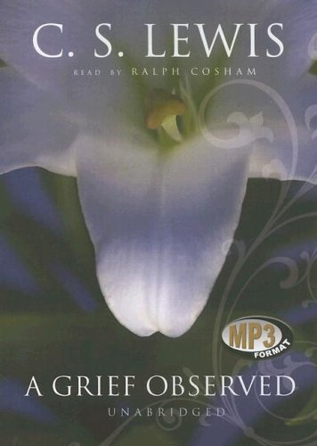 9780786178612: A Grief Observed (Library Edition)