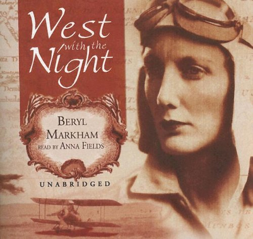 9780786178902: West With the Night: Library Edition