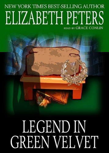 Legend in Green Velvet -: Elizabeth Peters