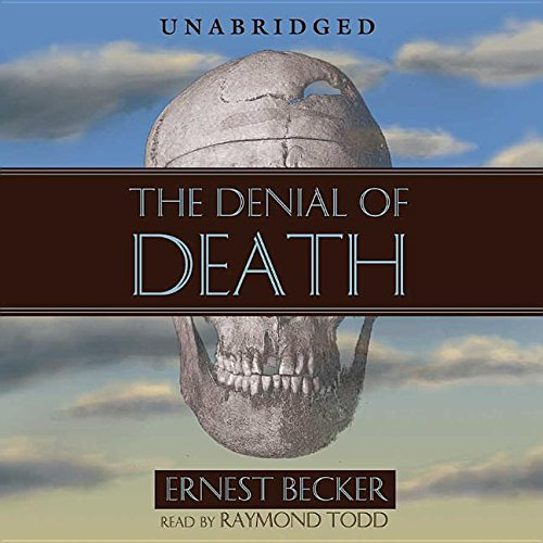9780786179244: The Denial of Death: Library Edition
