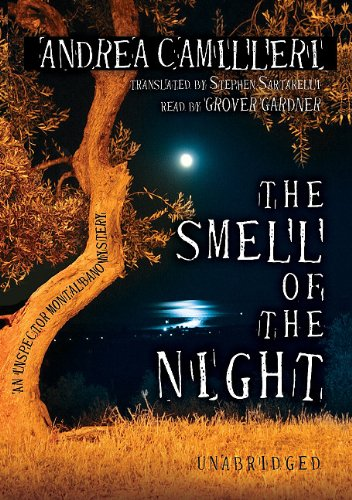 9780786179688: The Smell of the Night (Library Edition) (Inspector Montalbano Mysteries)