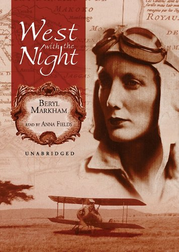 9780786180738: West With the Night: Library Edition