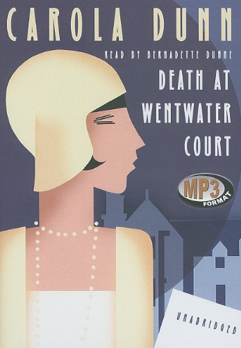 9780786181025: Death at Wentwater Court (Daisy Dalrymple Mysteries (Audio))