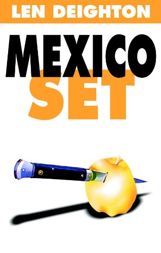 9780786181438: Mexico Set (Book 2 of the Bernard Samson 'Game-Set-Match' trilogy)(Library Edition)