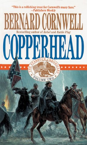 Copperhead - Ball's Bluff, 1862: Bernard Cornwell