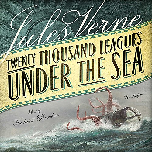 Twenty Thousand Leagues Under the Sea (Library Edition) (0786183268) by Jules Verne