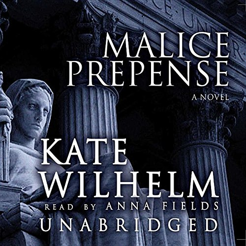 Malice Prepense (Barbara Holloway Novels) (0786185619) by Kate Wilhelm