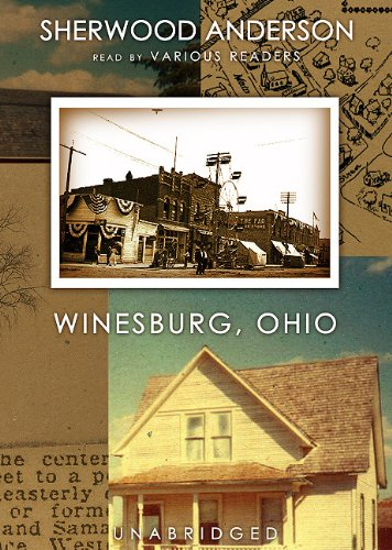 9780786186464: Winesburg, Ohio Lib/E