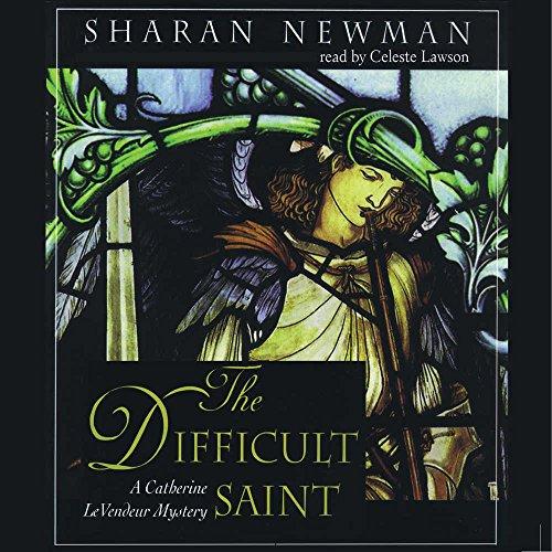 9780786187225: The Difficult Saint: A Catherine Levendeur Mystery (Catherine Levendeur Mysteries)