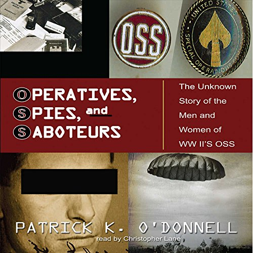 9780786187478: Operatives, Spies & Saboteurs: Library Edition