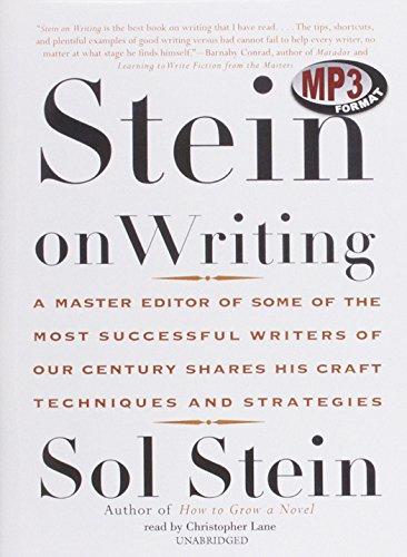 9780786189113: Stein on Writing