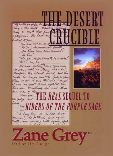 9780786190775: The Desert Crucible