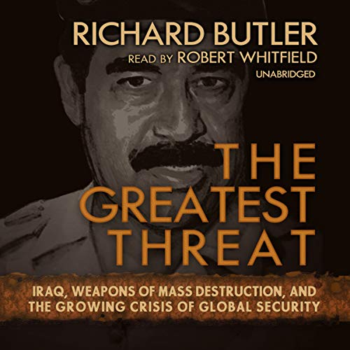 9780786192847: The Greatest Threat: Library Edition