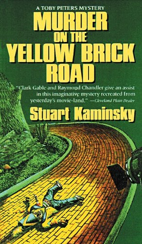 9780786195046: Murder on the Yellow Brick Road: Library Edition (Toby Peters Mysteries (Audio))