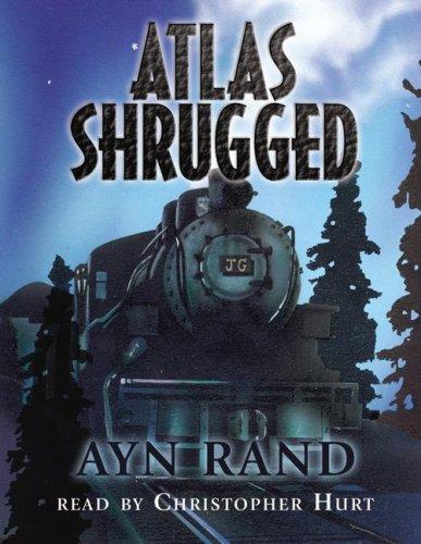 9780786196258: Atlas Shrugged: Library Edition Part 1