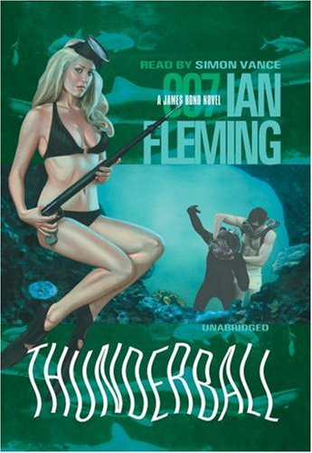Thunderball (James Bond 007 (Blackstone)) (0786197285) by Ian Fleming