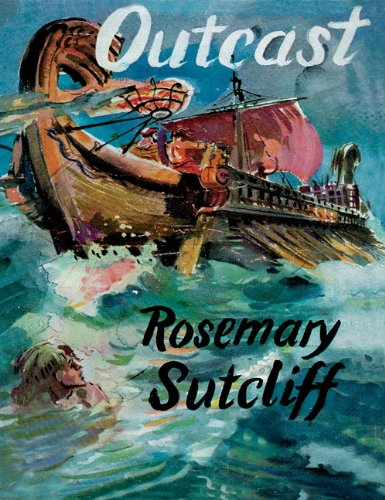 Outcast (0786197595) by Rosemary Sutcliff