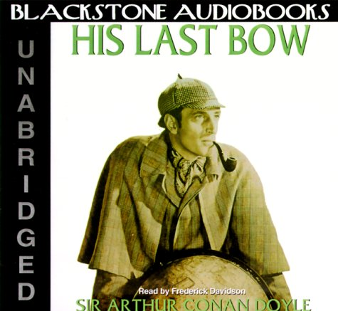 9780786199396: His Last Bow (Sherlock Holmes)