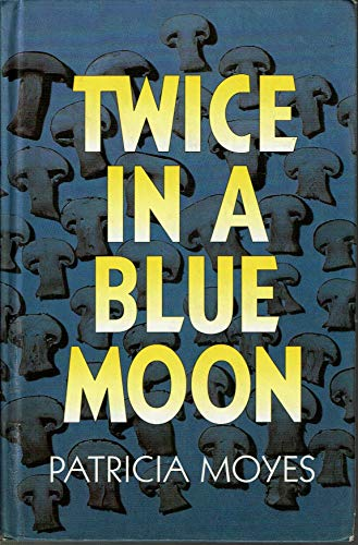 9780786201686: Twice in a Blue Moon (Thorndike Large Print Cloak and Dagger Series)
