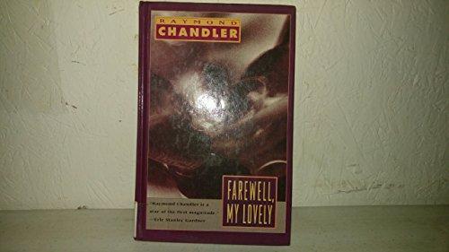 9780786201747: Farewell, My Lovely (Thorndike Large Print Cloak & Dagger Series)