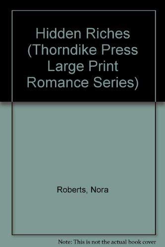 9780786202720: Hidden Riches (Thorndike Press Large Print Romance Series)