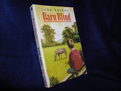 9780786202775: Barn Blind (Thorndike Large Print General Series)