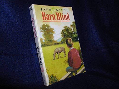 9780786202775: Barn Blind (Thorndike Large Print General Series)
