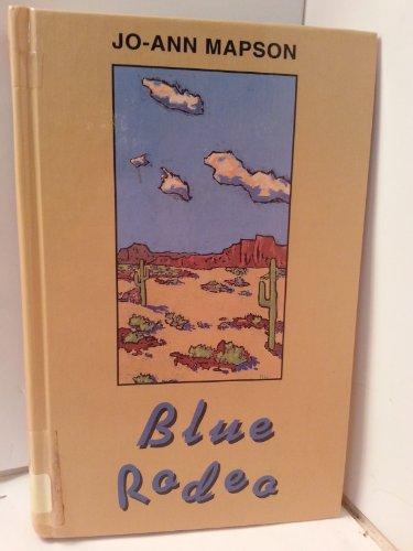 9780786202805: Blue Rodeo (Thorndike Press Large Print Americana Series)