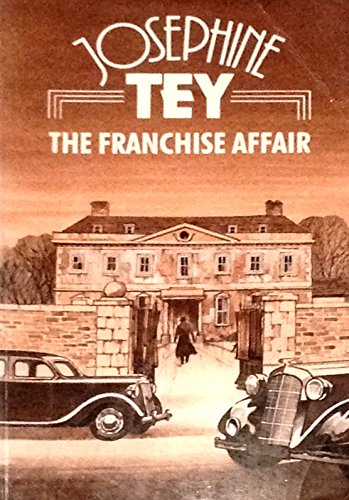 9780786203314 The Franchise Affair Thorndike Large Print General