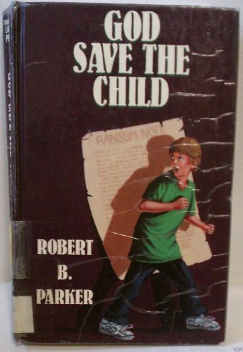 9780786203888: God Save the Child (Thorndike Large Print Cloak and Dagger Series)