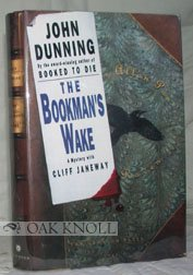 9780786204960: The Bookman's Wake: A Mystery With Cliff Janeway