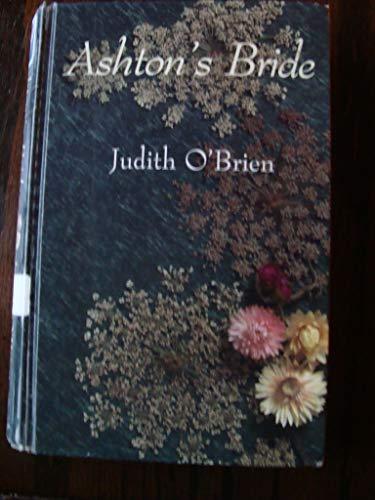 9780786205042: Ashton's Bride