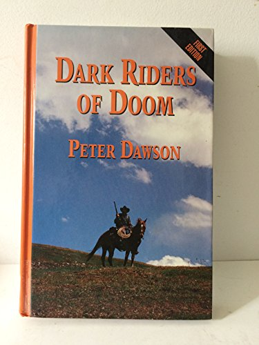 9780786206261: Dark Riders of Doom: A Western Quintet (Five Star First Edition Western Series)