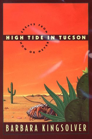 9780786206308: High Tide in Tucson: Essays from Now or Never (Thorndike Press Large Print Americana Series)