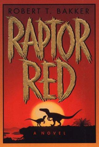 9780786206346: Raptor Red (Thorndike Press Large Print Basic Series)