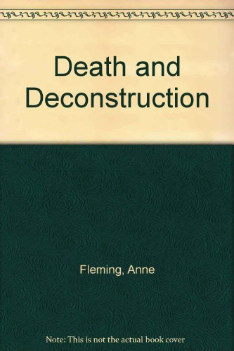 9780786206360: Death and Deconstruction