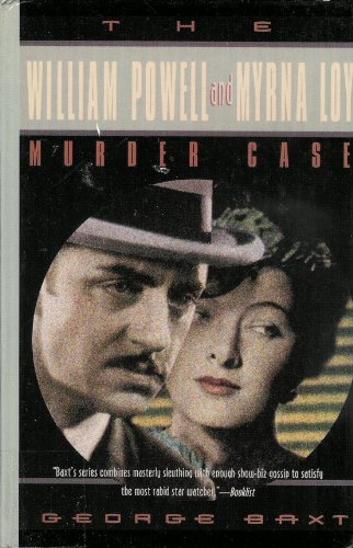 9780786207190: The William Powell and Myrna Loy Murder Case (Thorndike Large Print Cloak and Dagger Series)