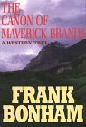 9780786207466: The Canon of Maverick Brands: A Western Trio (Five Star First Edition Western Series)