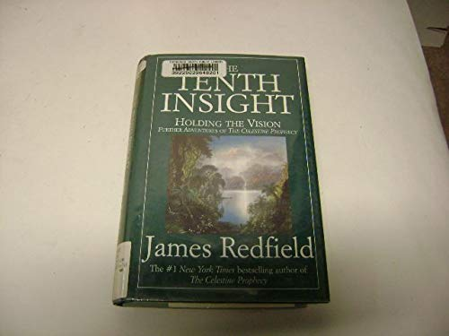 9780786208173: The Tenth Insight: Holding the Vision : Further Adventures of the Celestine Prophecy